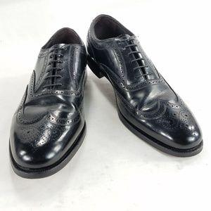 Florsheim Leather Wingtip Brogue Mens Oxford Shoes